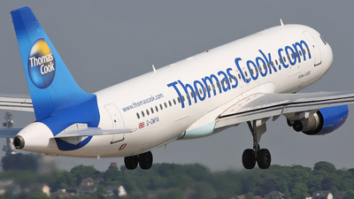 G-OMYA - Airbus A320-214 - Thomas Cook Airlines