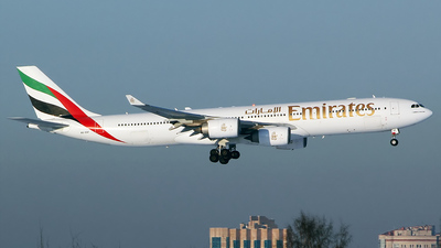 A6-ERF - Airbus A340-541 - Emirates