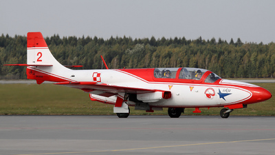 2008 - PZL-Mielec TS-11 Iskra - Poland - Air Force