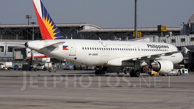 RP-C8605 - Airbus A320-214 - Philippine Airlines