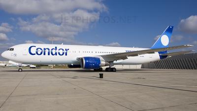 EI-CRM - Boeing 767-343(ER) - Condor