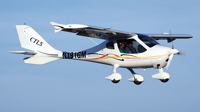 A picture of N191GM -  - [071118] - © Bruce Leibowitz