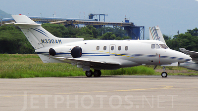 A picture of N330AM - Hawker Siddeley HS125400A - [25235] - © Carlos Lopez