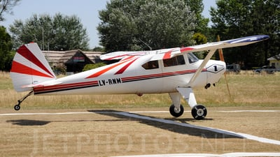 LV-RNM - Luscombe 8A - Private