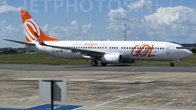 PR-GUD - Boeing 737-8EH - GOL Linhas Aéreas