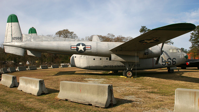 51-2566 - Fairchild C-119G Flying Boxcar - United States - US Air Force (USAF)