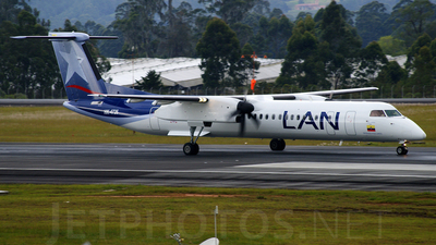 HK-4726 - Bombardier Dash 8-Q402 - LAN Colombia (Aires Colombia)