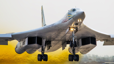 RF-94104 - Tupolev Tu-160 Blackjack - Russia - Air Force