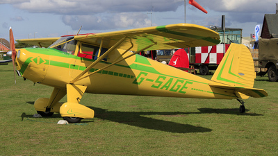 G-SAGE - Luscombe 8A - Private