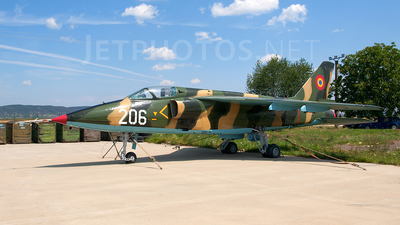 206 - IAR-93DC - Romania - Air Force