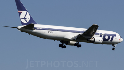 SP-LPB - Boeing 767-35D(ER) - LOT Polish Airlines