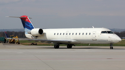 N442CA - Bombardier CRJ-100ER - Delta Connection (Comair)