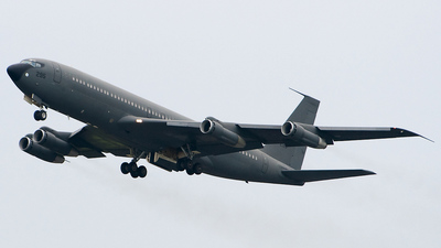 295 - Boeing 707-366C Re'em - Israel - Air Force