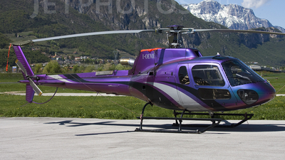 I-OEME - Eurocopter AS 350B3 Ecureuil - Private