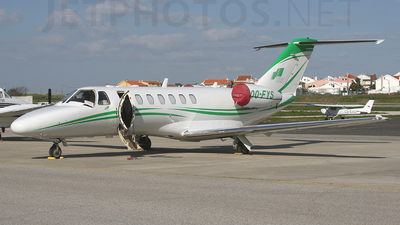 OO-FYS - Cessna 525B CitationJet 3 - Sky Service