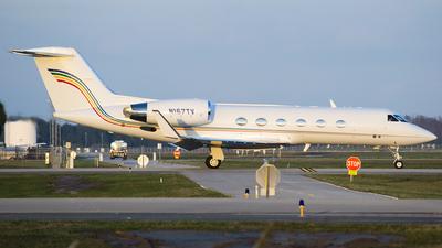 N167TV - Gulfstream G-IV - Private