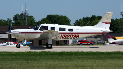 A picture of N9203R - Piper PA32R301 - [3213044] - © Paul Chandler