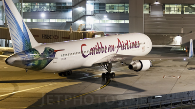 9Y-LHR - Boeing 767-316(ER) - Caribbean Airlines