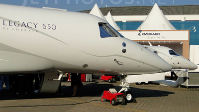 PT-TAV - Embraer ERJ-135BJ Legacy 650 - Embraer