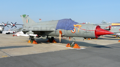 CU2219 - Mikoyan-Gurevich MiG-21 Fishbed - India - Air Force