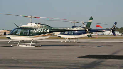 A picture of N573CA - Bell 206B - [1785] - © Terry Figg