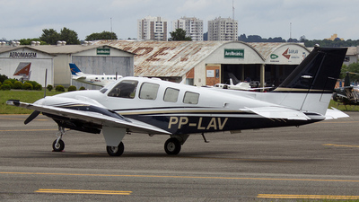 PP-LAV - Beechcraft G58 Baron - Private
