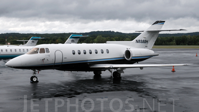 A picture of N8888H - Hawker Beechcraft 1000 - [259043] - © Agustin Anaya