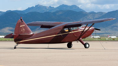 N8872K - Stinson 108-1 Voyager - Private