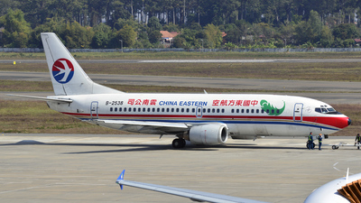 B-2538 - Boeing 737-3W0 - China Eastern Airlines
