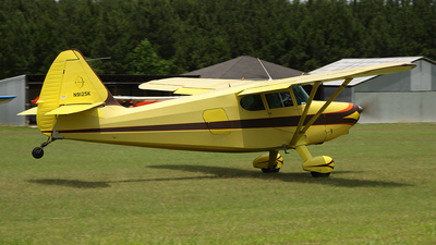 N9125K - Stinson 108-1 Voyager - Private