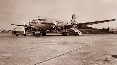 N88818 - Douglas DC-4 - Delta Air Lines