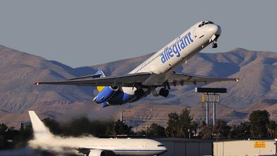 N868GA - McDonnell Douglas MD-83 - Allegiant Air