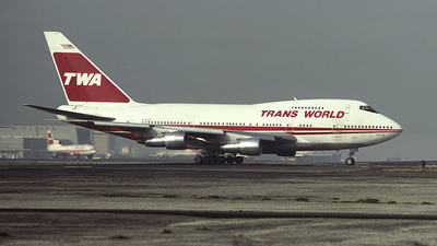 N58201 - Boeing 747SP-31 - Trans World Airlines (TWA)