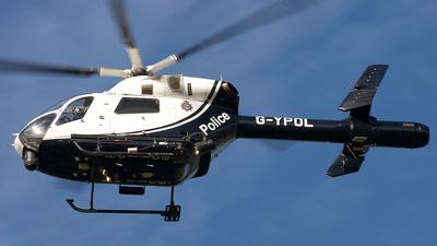 G-YPOL - McDonnell Douglas MD-900 Explorer - United Kingdom - West Yorkshire Police