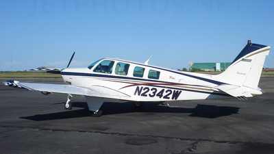 N2342W - Beechcraft A36 Bonanza - Private