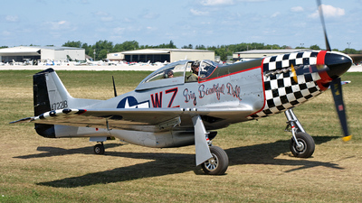 NL351BD - North American P-51D Mustang - Private