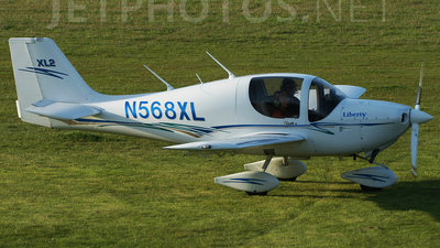 A picture of N568XL -  - [0053] - © Marius Hoepner
