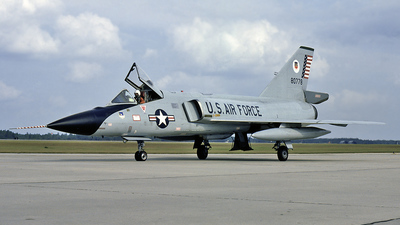 58-0778 - Convair F-106A Delta Dart - United States - US Air Force (USAF)