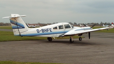 A picture of GBHFE - Piper PA44180 Seminole - [447995324] - © Glyn Charles Jones