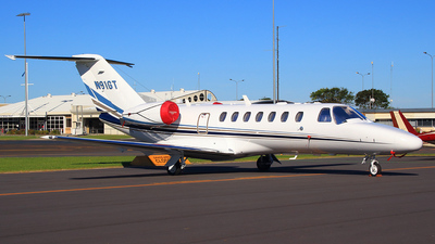 N91GT - Cessna 525B CitationJet 3 - Private