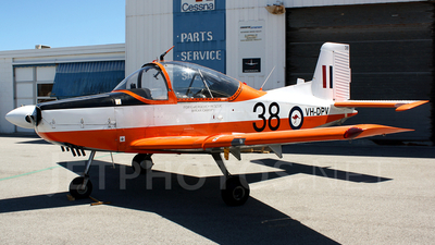 VH-DPV - New Zealand Aerospace CT-4A Airtrainer - Private