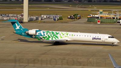 CX-CRG - Bombardier CRJ-900LR - PLUNA