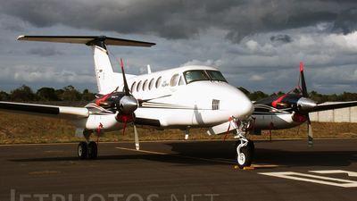 PT-WNN - Beechcraft B200 Super King Air - Private