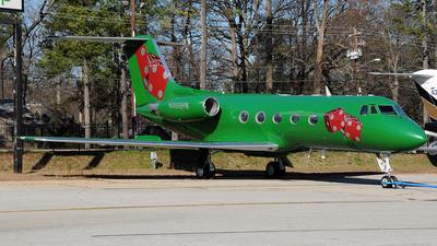 N468HW - Gulfstream G-II - Private