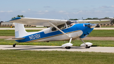 A picture of N518V - Cessna 180 - [32429] - © Jeremy D. Dando