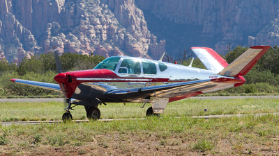 N4528D - Beechcraft G35 Bonanza - Private