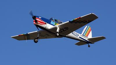 A picture of GAOZP - De Havilland Canada DHC1 Chipmunk - [C1/0183] - © Robert Burke