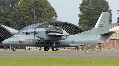 EJC-1147 - Antonov An-32B - Colombia - Army