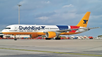 PH-DBH - Boeing 757-230 - DutchBird