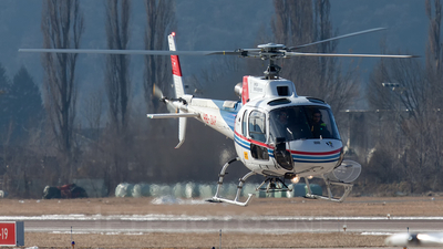 A picture of HBZKP - Eurocopter AS350 B3 Ecureuil - [4701] - © daol
